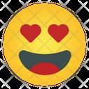 Love Emoji Icon