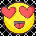 Love Emotag Icon