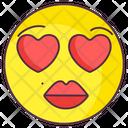 Love Emoticon Icon