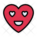 Lovedeyes Heart Feeling Icon