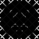 Emoticon Love Face Expression Icon