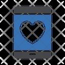 Love Feedback Survey Phone Icon