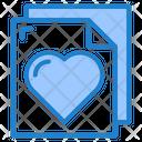 Love File Icon