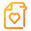 Love File Love File Icon
