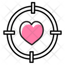 Love Focus Icon
