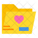 Love Folder Wedding Folder Folder Icon