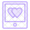 Love Frame Icon