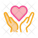 Love Friendship Icon