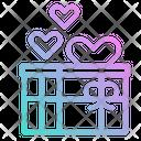 Gift Boxes Giftbox Icon