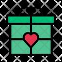 Gift Present Love Icon
