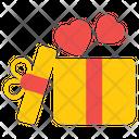 Love Gift Gift Box Present Icon