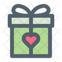 Love Gift Gift Love Icon