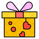 Love Gift Gift Present Icon