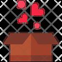 Love Gift Valentine Gift Gift Icon