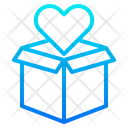 Love Gift Love Gift Icon
