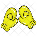 Love Gloves Love Mitten Hand Protection Icon