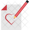 Love Greetings Icon