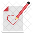 Love Greetings Icon