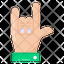 Hand Gesture Love Sign Love Hand Gesture Icon