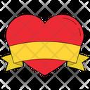 Heart Love Like Icon