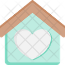Home Love Family Icon