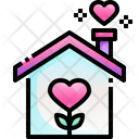 Love Home Love House Sweet Home Icon