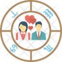 Love Horoscope Icon