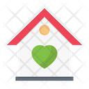 House Love Home Icon