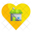 Love House Icon