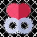 Love Infinity Icon