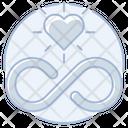 Love Infinity Eternal Love Icon