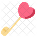 Key Love Engagement Icon