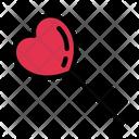 Heart Love Key Icon