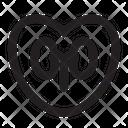Love Kidney Icon