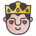 Love King Icon
