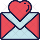 Love Letter Mail February Icon