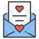 Letter Love Marriage Icon