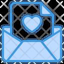 Envelope Letter Love Letter Letter Icon
