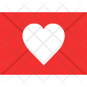 Mail Email Love Icon