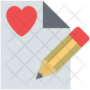 Letter Pen Message Icon