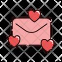 Love Letter Romance Icon