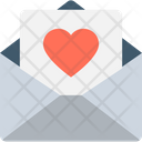 Letter Love Letter Envelope Icon