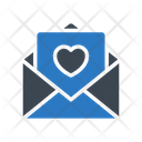 Love Message Letter Icon