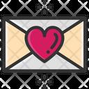 M Love Letter Love Letter Wedding Letter Icon