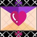 M Love Letter Icon