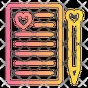 Sketchbook Love Romance Icon