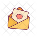 Letter Love Email Icon