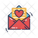 Love Letter Love Mail Icon