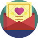 Gifts Gift Love Letter Icon