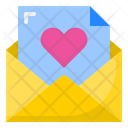 Love Letter Mail Letter Icon